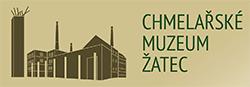 logo Chmelařské muzeum Žatec