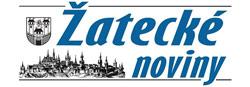 logo Žatecké noviny