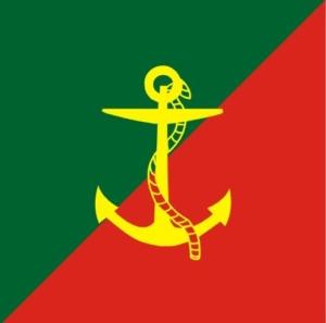 Chmelobrana - čambul říčního a rybničního námořnictva